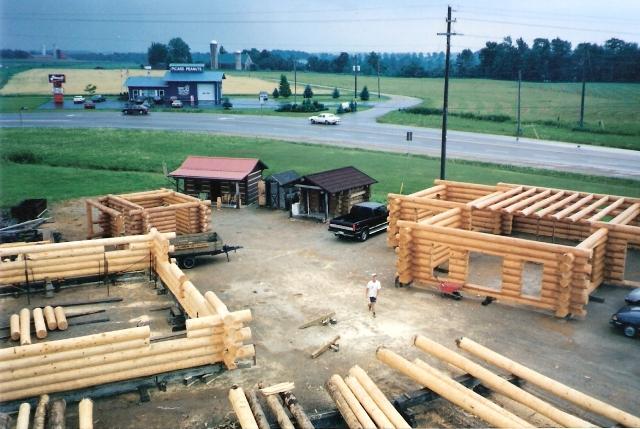 pioneer log homes tarif pioneer log homes prix maison en a garage tout affordable legend with. Black Bedroom Furniture Sets. Home Design Ideas
